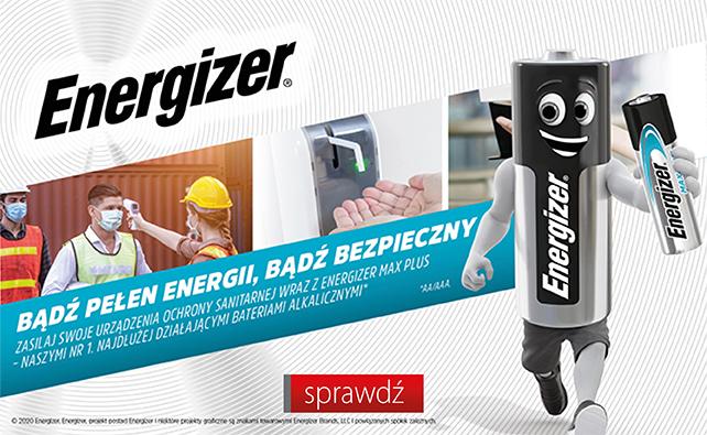 slajd energizer maxplus